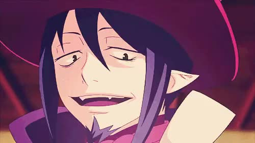 Watch this GIF on Gfycat. Discover more anime, ao no exorcist, favorite, love, mephisto, mephisto pheles GIFs on Gfycat