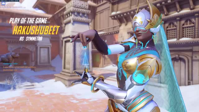 Watch and share Overwatch GIFs and Symmetra GIFs by hakushubeet on Gfycat