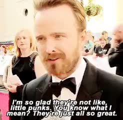 Watch and share Aaron Paul GIFs and Brbaedit GIFs on Gfycat
