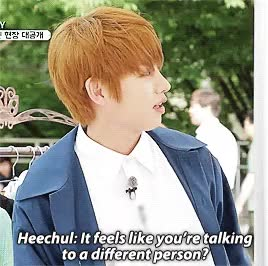 Watch and share A Style For You GIFs and Heechul GIFs on Gfycat
