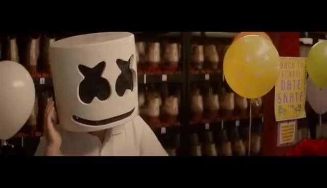 Marshmello - Summer (Official Music Video) with Lele Pons GIFs