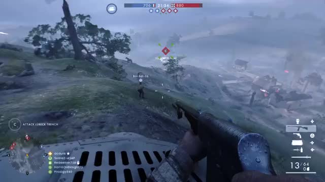 Watch Battlefield™ 1_20170510225110 GIF by @dcdunk on Gfycat. Discover more playstation 4, ps4share, sony interactive entertainment GIFs on Gfycat