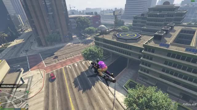 Watch MK2 Oppressor vs Armored GIF by haste (@br8knx) on Gfycat. Discover more grandtheftautov GIFs on Gfycat