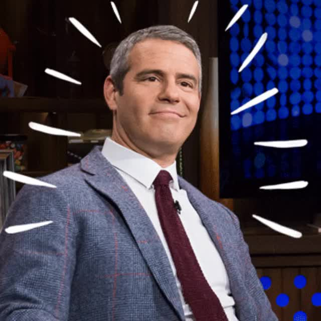 Watch entertainment andy cohen main GIF on Gfycat. Discover more related GIFs on Gfycat