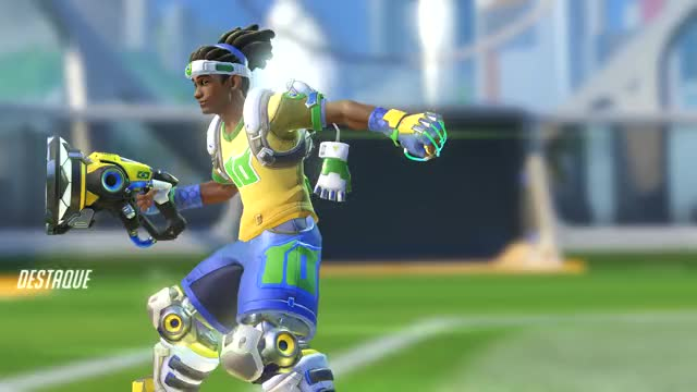 Watch and share How To Save The Day On Lucioball GIFs by alyssonp on Gfycat