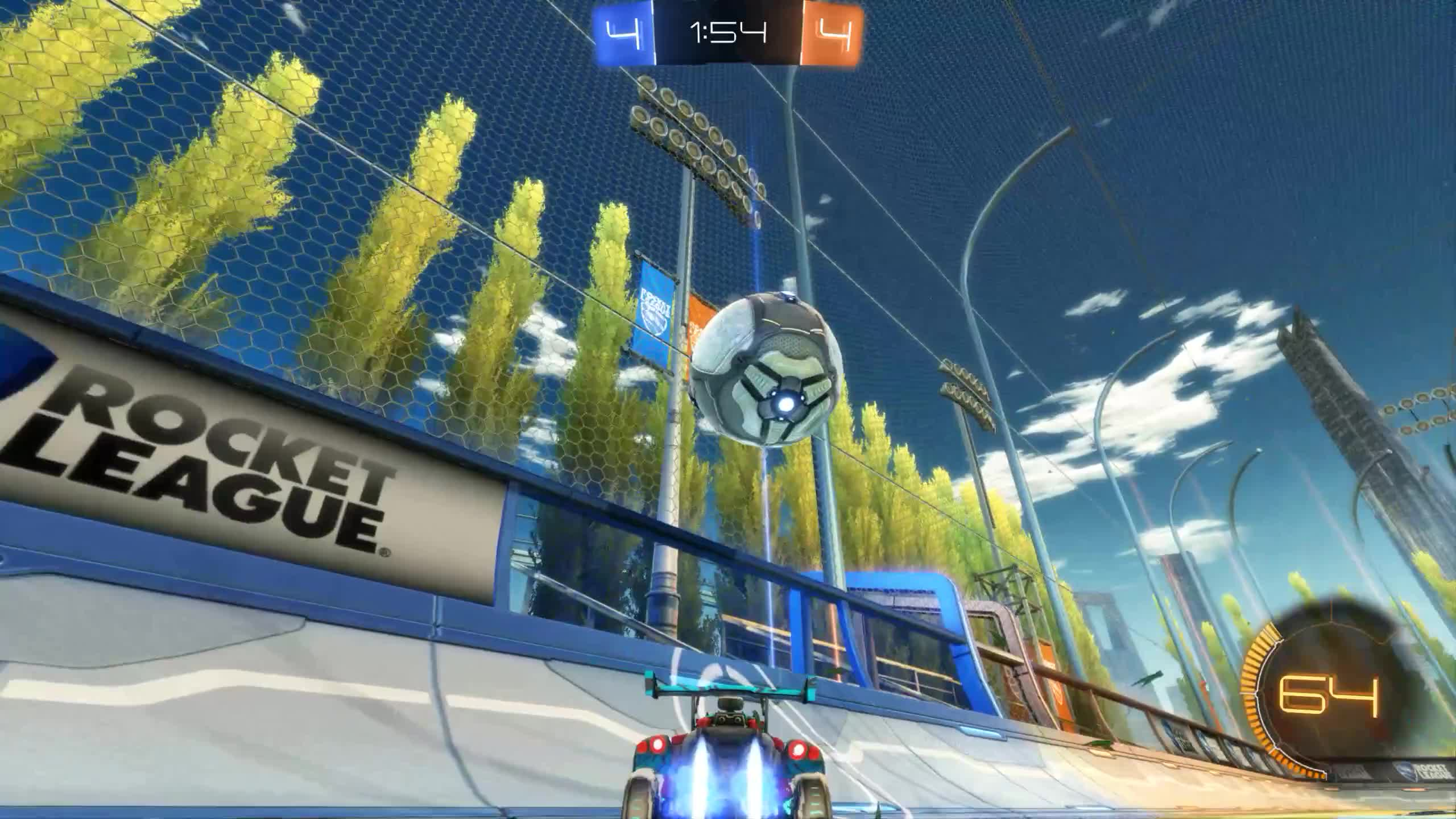 Bad Panda, BadPanda, Rocket League, RocketLeague, Goal 9: C DOG GIFs