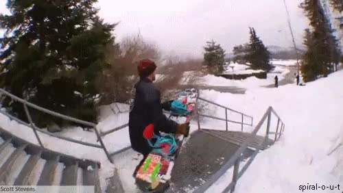 Watch and share Scott Stevens GIFs and Snowboarder GIFs on Gfycat