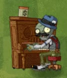 Watch and share Plants Vs. Zombies 2 Music - Pianist Zombie Theme ☿ HD ☿-0 GIFs on Gfycat