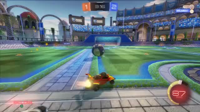 Watch and share Rocket League GIFs and Thebigspoon GIFs by thebigspoon on Gfycat
