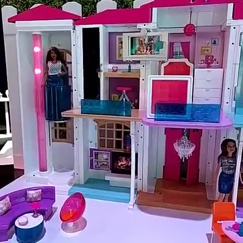 Watch and share Toy Fair GIFs and Barbie GIFs by engadget on Gfycat