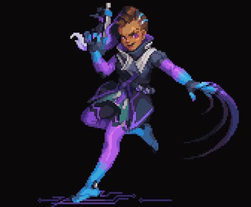 Watch and share Sombra GIFs on Gfycat