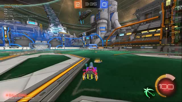 Watch and share Rl Rumble Clean Hit GIFs on Gfycat