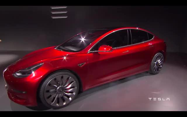Watch Tesla Model 3 Walkaround GIF by @ryan16 on Gfycat. Discover more Model 3, Tesla, teslamotors GIFs on Gfycat