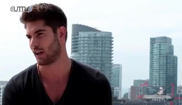 Watch and share UTLive Interview: Nick Bateman GIFs on Gfycat