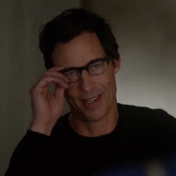 tom cavanagh, Harrison wells GIFs