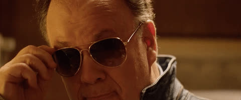 Dennis Haskins, deal with it, dirty heads, mhmm, oh really, ok, sunglasses, vacation, Dennis Haskins Deal with It GIFs