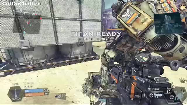 Watch CutDaChatter - Dodging the Titan Cluster Wall GIF by digitalxpression on Gfycat. Discover more titanfall GIFs on Gfycat