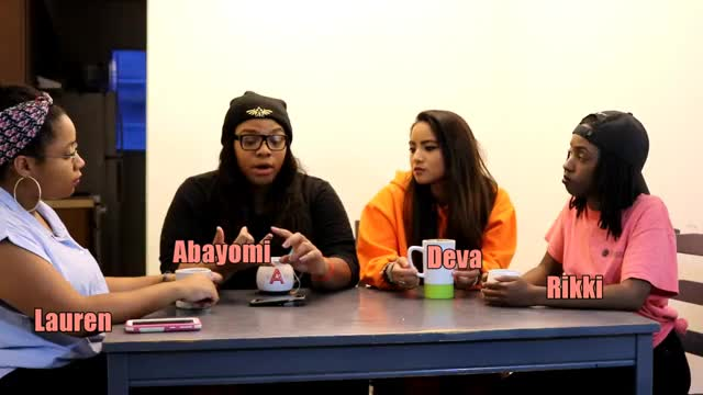 Watch Dropping Knowledge GIF on Gfycat. Discover more abayomi, coffee, gentrification, girl, girls, talk GIFs on Gfycat