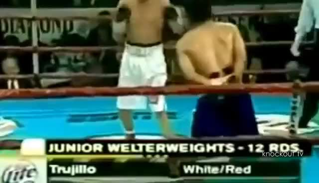 Watch Best Moments of Emanuel Augustus-Cocky Boxer With Few Haters GIF on Gfycat. Discover more related GIFs on Gfycat