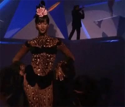 Watch and share Naomi Campbell GIFs and Runway GIFs on Gfycat