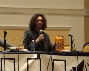 Danny Cheese Nip Gif [MAGFest GG Panel] : gamegrumps