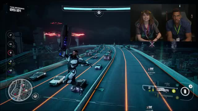 Watch and share Live From E3! Crackdown 3 First Look! GIFs by hybr1d on Gfycat