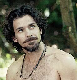 Watch and share Santiago Cabrera GIFs and The Musketeers GIFs on Gfycat