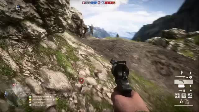 Watch this GIF by xboxdvr on Gfycat. Discover more Battlefield1, freedomtommy, xbox, xbox dvr, xbox one GIFs on Gfycat