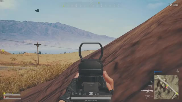 Watch and share Pubg GIFs by Hanmin Jeong on Gfycat