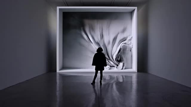 Watch Engram Data Sculpture for Melting Memories GIF on Gfycat. Discover more related GIFs on Gfycat