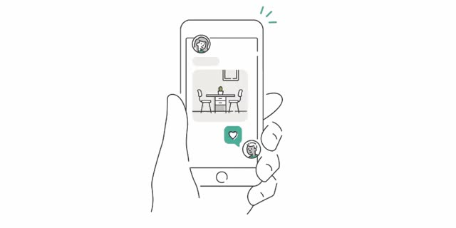 Watch and share Introducing The Airbnb IMessage App – Airbnb Engineering & Data Science – Medium GIFs on Gfycat