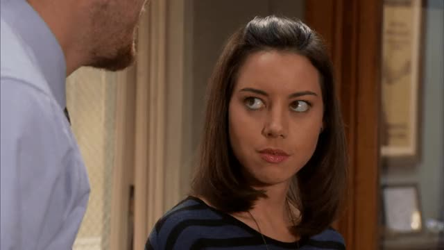 Watch and share Parks And Recreation GIFs and Aubrey Plaza GIFs by Media Paradise 📺 on Gfycat
