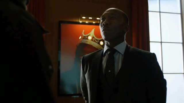 Watch and share Mahershala Ali GIFs and Luke Cage GIFs by jaxspider on Gfycat