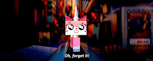 Watch and share Unikitty, Angry, Frustrated, Lego GIFs on Gfycat