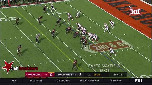 Watch and share Baker Mayfield GIFs and Nfl Draft GIFs by irferg on Gfycat