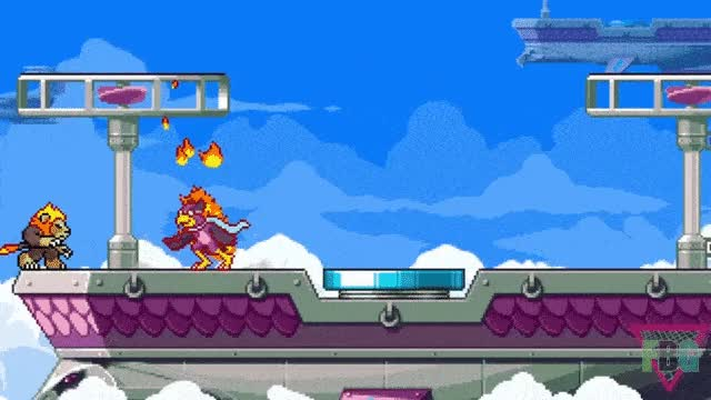 Watch and share Rivals Of Aether Gif GIFs on Gfycat