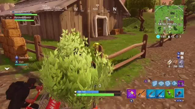 Watch Vehicles are dangerous GIF by Gamer DVR (@xboxdvr) on Gfycat. Discover more FortniteBattleRoyale, PurchasedHoot21, xbox, xbox dvr, xbox one GIFs on Gfycat