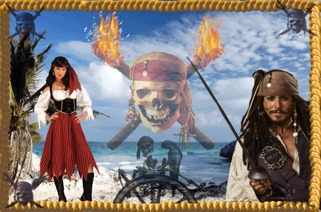 Watch and share PIRATES GIFs on Gfycat