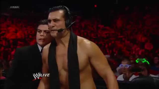 Watch Watching closely GIF by metaknightxprophets on Gfycat. Discover more Alberto del Rio, Jack Swagger, Ricardo Rodriguez, Sheamus GIFs on Gfycat