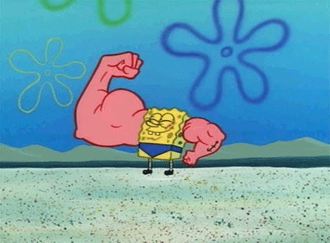 blessed, grateful, gratitude, spongebob, thank you, thanks, Spongebob - Thank You GIFs