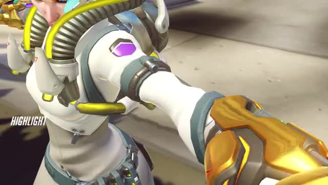 Watch and share Highlight GIFs and Overwatch GIFs by vivica on Gfycat