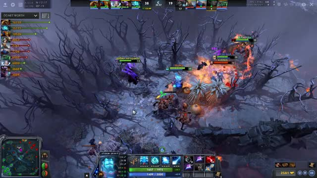 Watch and share Dota 2 Storm Spirit GIFs and Immortal Treasures GIFs on Gfycat