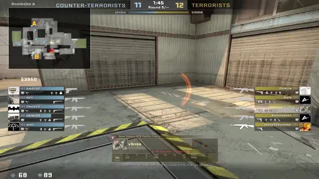 Watch and share Gaming GIFs and Csgo GIFs on Gfycat