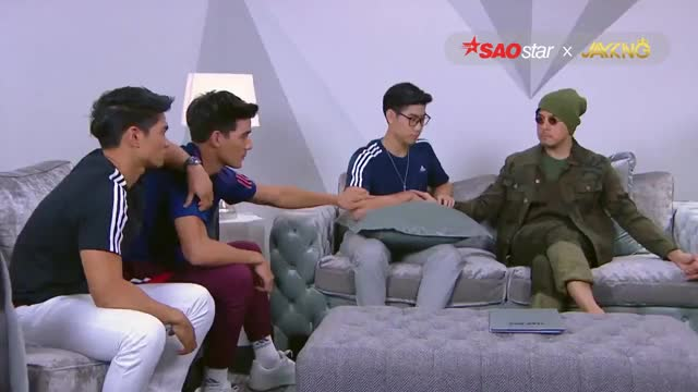 Watch and share The-face-men-thailand-episode-7-part-6-7_new GIFs by Saostar.vn on Gfycat