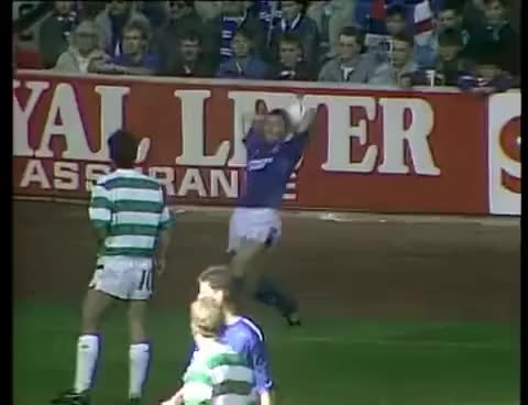 Watch and share Ray Wilkins Glasgow Rangers GIFs on Gfycat