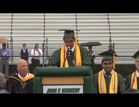 Watch and share Jfk Commencement 061815 GIFs on Gfycat