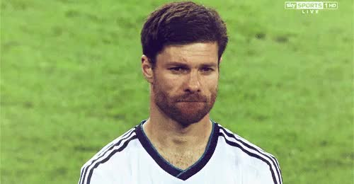 Watch and share Real Madrid GIFs and Xabi Alonso GIFs on Gfycat