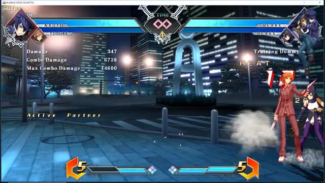 Watch and share Yosuke GIFs and Bbtag GIFs by finalsb on Gfycat