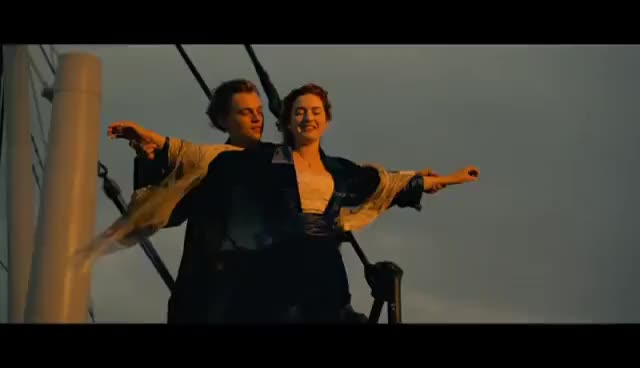 Watch Titanic Leonardo Di Caprio GIF on Gfycat. Discover more related GIFs on Gfycat