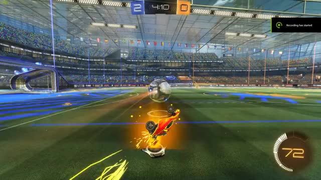 Watch and share Rocket League 2018.11.06 - 18.25.06.03 Trim GIFs on Gfycat